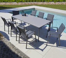 Table de jardin SARA