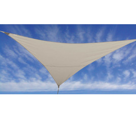 Voile d'ombrage FLY 360 - Lin