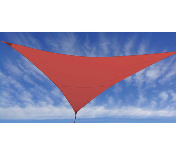 Voile d'ombrage FLY 360 - Rouge