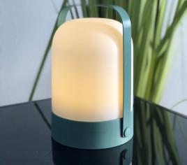 Lampe nomade - 11x11x18 cm