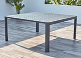 Tables de jardin - Ozalide